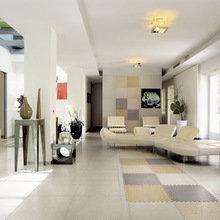 Фотография: Гостиная в стиле Современный, Хай-тек, Дизайн интерьера, Декор – фото на InMyRoom.ru