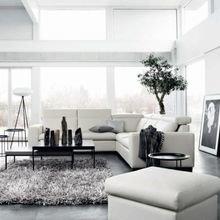 Фотография: Гостиная в стиле Современный, Карта покупок, BoConcept, Индустрия, Мягкая мебель, Диван, Кровать – фото на InMyRoom.ru