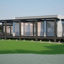 Фото из портфолио Архитектура – фотографии дизайна интерьеров на InMyRoom.ru
