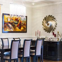 Фото из портфолио Загородный дом для молодой семьи – фотографии дизайна интерьеров на INMYROOM