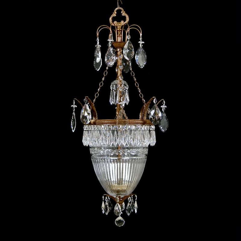 Купить Подвесной светильник Martinez y Orts с прозрачными подвесками и кулонами, inmyroom, Испания