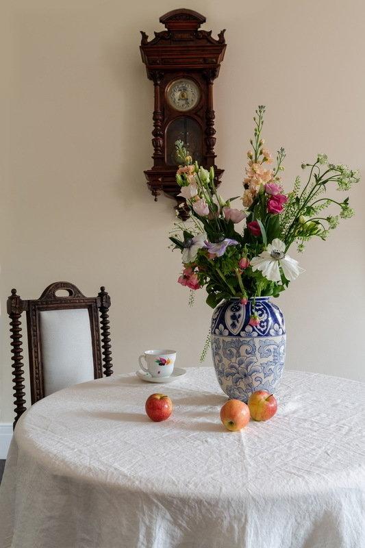 Фотография: Кухня и столовая в стиле Классический, Эклектика, Квартира, Проект недели, Санкт-Петербург, Кирпичный дом, 2 комнаты, 40-60 метров, Светлана Оленбург – фото на INMYROOM