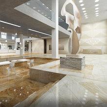 Фото из портфолио Визуализация дизайн-проекта интерьеров делового центра Quattro Corti в г. Санкт-Петербург – фотографии дизайна интерьеров на INMYROOM