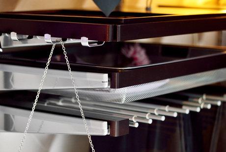 Ищу партнеров дизайнеров с заказчиками, для разработки наполнения гардеробных комнат, кладовых, шкафов-купе, постирочных и тп комплектующими шведской гардеробной системы elfa
