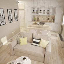 Фото из портфолио ГолландскийКвартал_35м2_ – фотографии дизайна интерьеров на INMYROOM