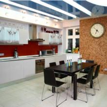 Фото из портфолио Стильные кухни  – фотографии дизайна интерьеров на InMyRoom.ru