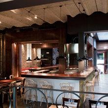 Фотография: Прочее в стиле Кантри, Эклектика, Декор интерьера, Дома и квартиры, Городские места, Барселона, Люстра, Плитка, Ресторан, Бар – фото на InMyRoom.ru