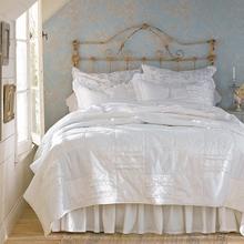 Фотография: Спальня в стиле Кантри, Декор интерьера, Дом, Стиль жизни, Советы, Шебби-шик – фото на InMyRoom.ru