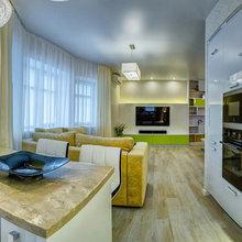 Фото из портфолио Дизайн дома на озере Шарташ – фотографии дизайна интерьеров на InMyRoom.ru