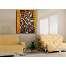 Декоративная картина на холсте: Египетская царица
