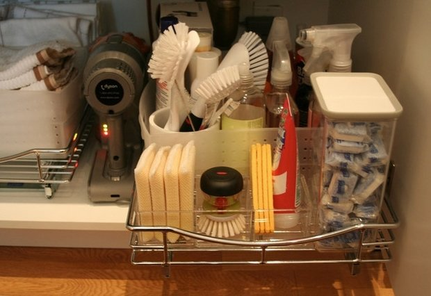 Фотография:  в стиле Современный, Декор интерьера, DIY, Дом, Системы хранения – фото на InMyRoom.ru