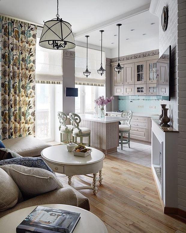 Фотография: Кухня и столовая в стиле Прованс и Кантри, Декор интерьера, Дача, Дом и дача – фото на InMyRoom.ru