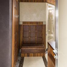 Фото из портфолио Квартира на Ленинском проспекте – фотографии дизайна интерьеров на INMYROOM