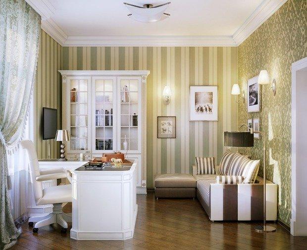 Фотография: Офис в стиле Классический, Современный, Декор интерьера, Дом, Дома и квартиры, Проект недели, Неоклассика – фото на InMyRoom.ru