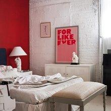 Фотография: Спальня в стиле Лофт, Эклектика, Декор интерьера, Квартира, Аксессуары, Мебель и свет – фото на InMyRoom.ru