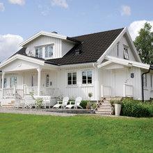 Фотография: Архитектура в стиле Кантри, Классический, Современный – фото на InMyRoom.ru