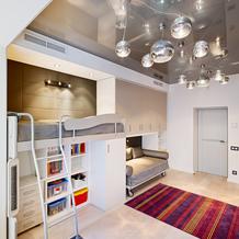 Фото из портфолио Дизайн интерьера детской комнаты  – фотографии дизайна интерьеров на InMyRoom.ru