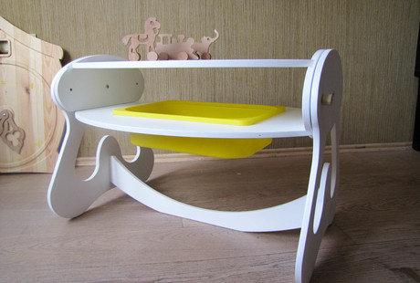 Детский столик для возраста 1-5 лет