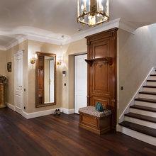 Фотография: Прихожая в стиле Классический, Квартира, Дома и квартиры, Пентхаус – фото на InMyRoom.ru
