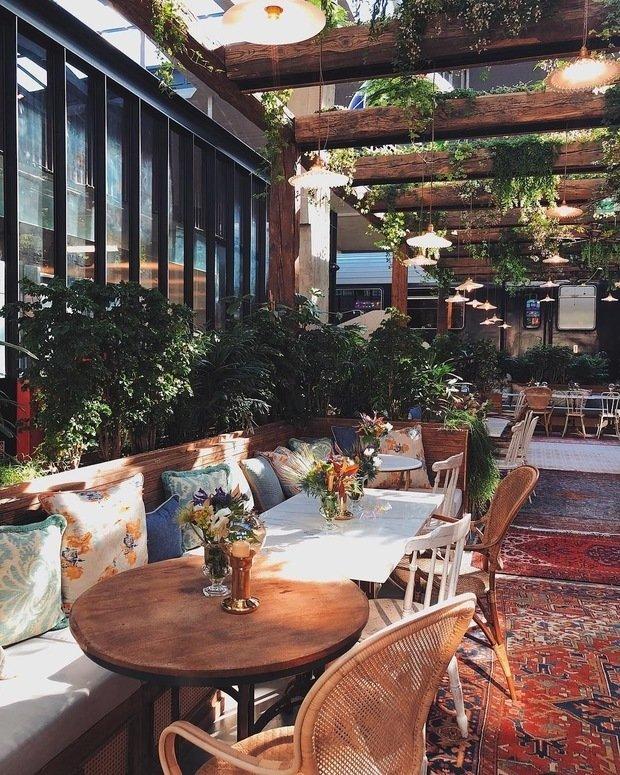 Фотография: Терраса в стиле Эко, Советы, как оформить балкон, идеи для дачи – фото на INMYROOM