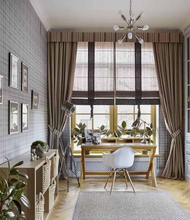 Фото из портфолио Люсиновская ул – фотографии дизайна интерьеров на INMYROOM