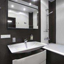 Фото из портфолио Квартира в Москве 130 м2 – фотографии дизайна интерьеров на InMyRoom.ru