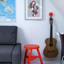 Фото из портфолио Цветовая палитра интерьера от сине-фиолетового до сине-серого – фотографии дизайна интерьеров на INMYROOM