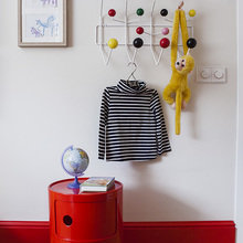 Фотография: Детская в стиле Современный, Скандинавский, Эклектика, Квартира, Проект недели – фото на InMyRoom.ru