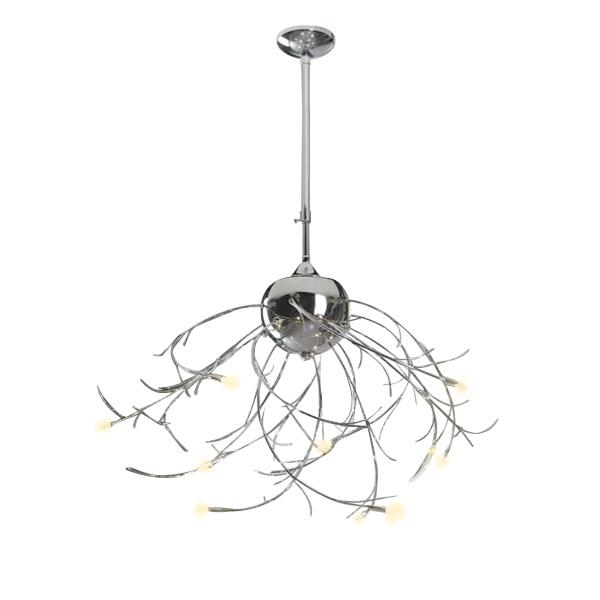 Подвесной светильник Jolly с декоративными прутьями