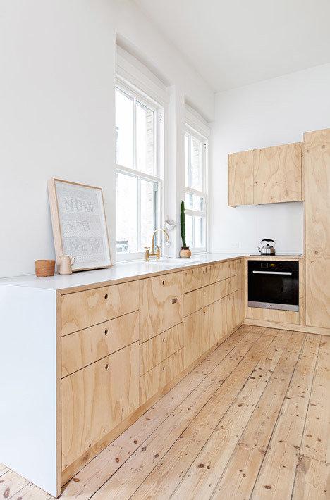 Фотография: Кухня и столовая в стиле Эко, Советы, квартира в Мельбурне – фото на InMyRoom.ru