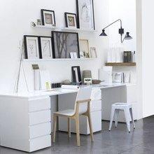 Фото из портфолио Жизнь в белом – фотографии дизайна интерьеров на INMYROOM