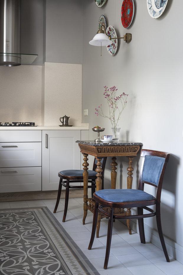 Фото из портфолио Квартира в Пушкаревом – фотографии дизайна интерьеров на INMYROOM