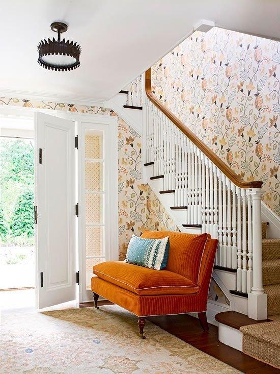 Фотография: Прихожая в стиле Современный, Декор интерьера, Декор дома, Цвет в интерьере – фото на InMyRoom.ru