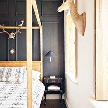 Фото из портфолио Стильная мужская спальня – фотографии дизайна интерьеров на InMyRoom.ru