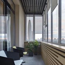 Фотография: Балкон в стиле Современный, Квартира, Проект недели, Москва, Макс Касымов – фото на InMyRoom.ru