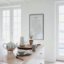 Фото из портфолио Скандинавское спокойствие и простота – фотографии дизайна интерьеров на INMYROOM