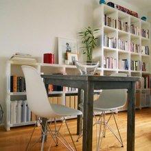 Фотография: Офис в стиле Скандинавский, Малогабаритная квартира, Квартира, Дома и квартиры, IKEA – фото на InMyRoom.ru
