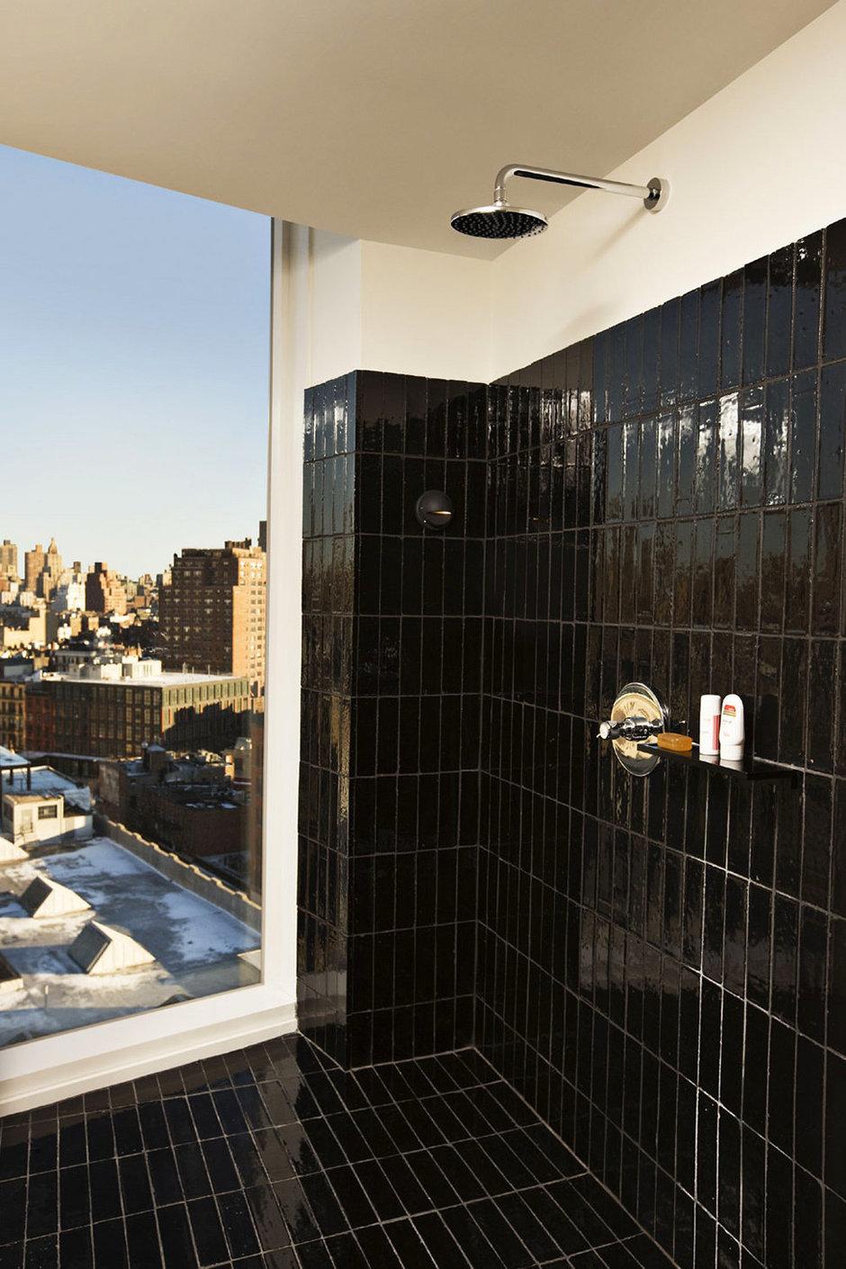 Фотография: Ванная в стиле Современный, Декор интерьера, Дома и квартиры, Городские места, Отель, Проект недели, Нью-Йорк – фото на InMyRoom.ru