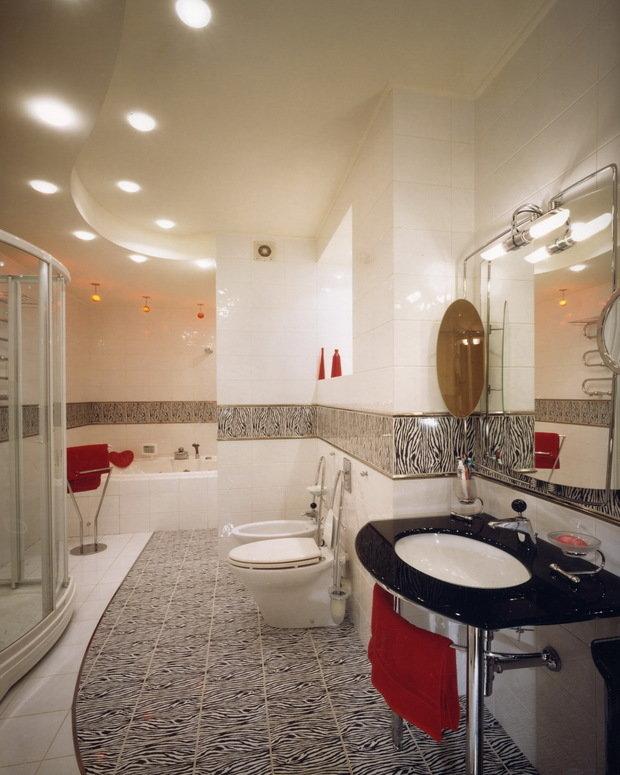 Фотография: Ванная в стиле Современный, Хай-тек – фото на INMYROOM