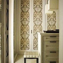 Фотография: Гардеробная в стиле Классический, Декор интерьера, DIY, Фотообои – фото на InMyRoom.ru