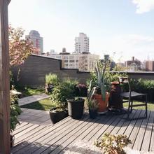 Фото из портфолио Просторный и светлый лофт в Бруклине – фотографии дизайна интерьеров на InMyRoom.ru