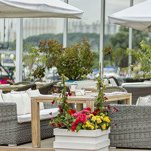 """Фото из портфолио Ресторан """"Shore House"""" – фотографии дизайна интерьеров на INMYROOM"""