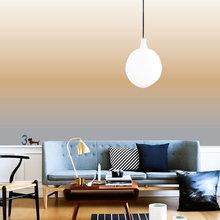 Фото из портфолио Дизайнерские обои Респейс – фотографии дизайна интерьеров на INMYROOM