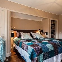 Фотография: Спальня в стиле Скандинавский, Декор интерьера, Дом, Дома и квартиры – фото на InMyRoom.ru
