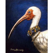 Картина (репродукция, постер): Heron The Jeweler - Оливия Бомон