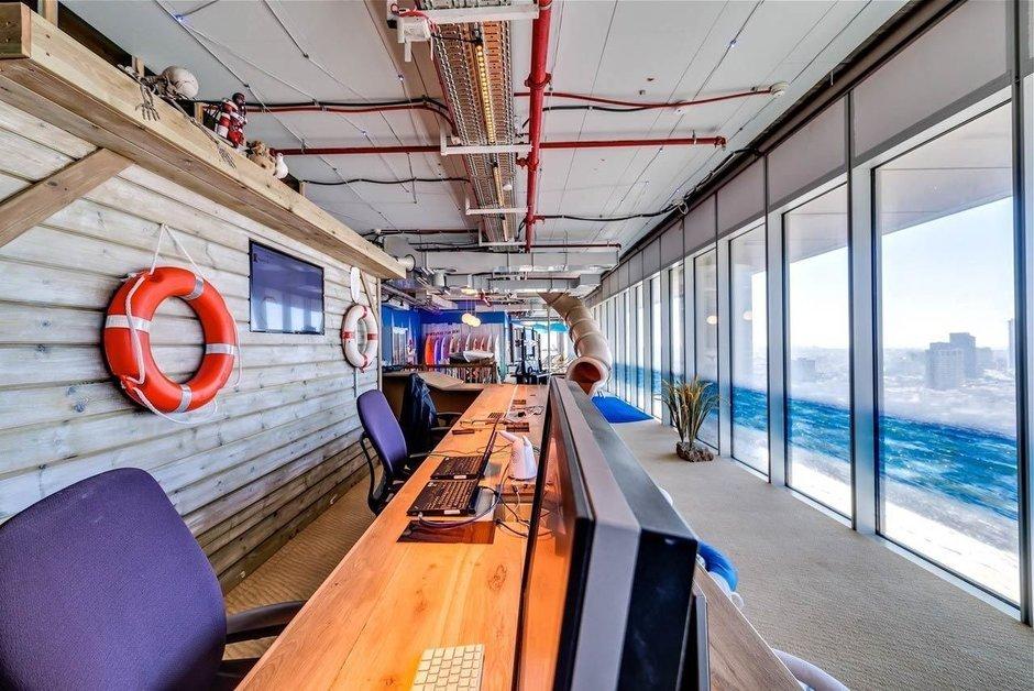 Фотография: Офис в стиле Лофт, Современный, Декор интерьера, Офисное пространство, Дома и квартиры, Проект недели, Тель-Авив – фото на InMyRoom.ru