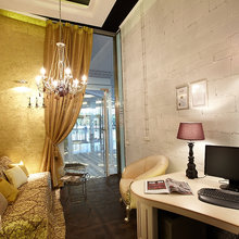 Фото из портфолио Офис Архитектурной Студии Фигура – фотографии дизайна интерьеров на InMyRoom.ru