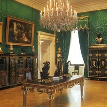 Фото из портфолио Мебель Андре-Шарля Буля – фотографии дизайна интерьеров на INMYROOM