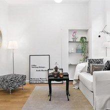 Фотография: Гостиная в стиле Классический, Скандинавский,  – фото на InMyRoom.ru