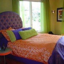Фотография: Спальня в стиле Кантри, Декор интерьера, DIY, Дизайн интерьера, Цвет в интерьере – фото на InMyRoom.ru